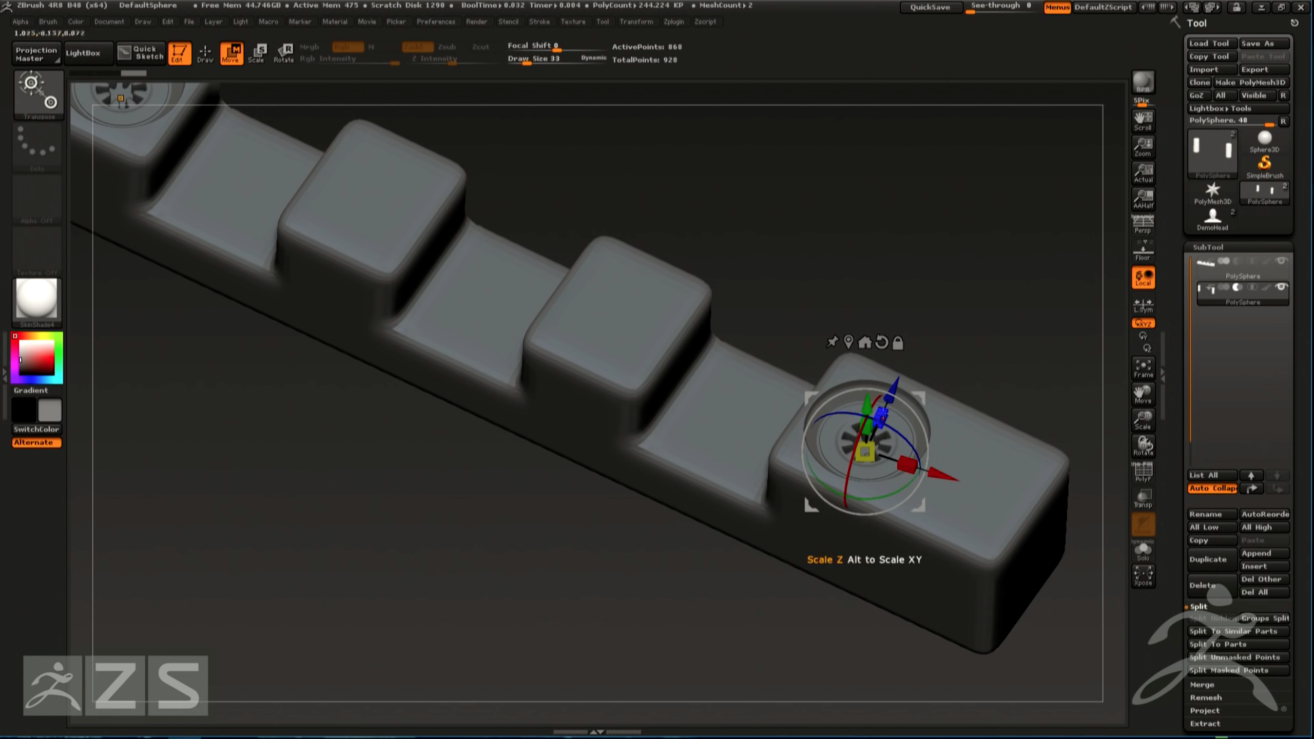 10 essential ZBrush shortcuts to improve your workflow - Graphic