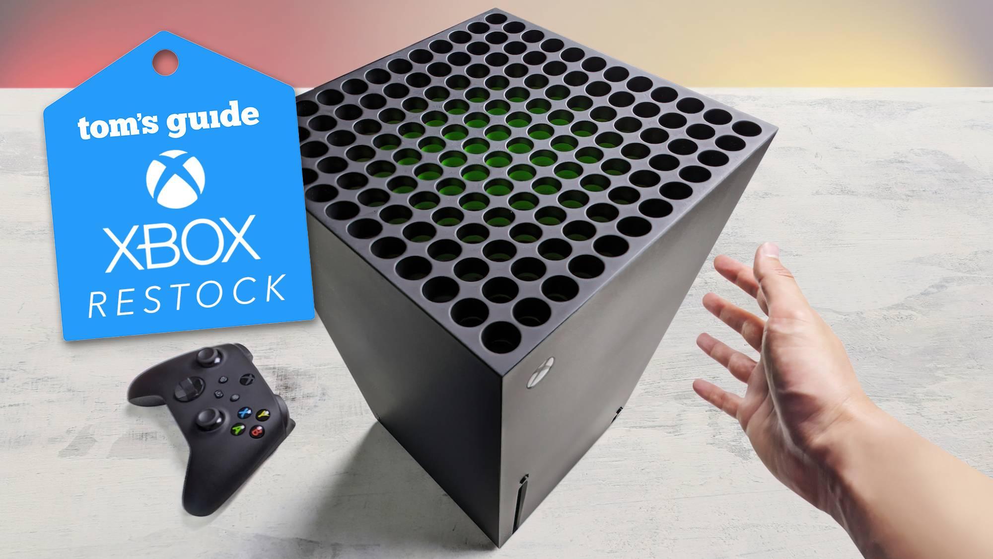 Alert status xbox Xbox Series