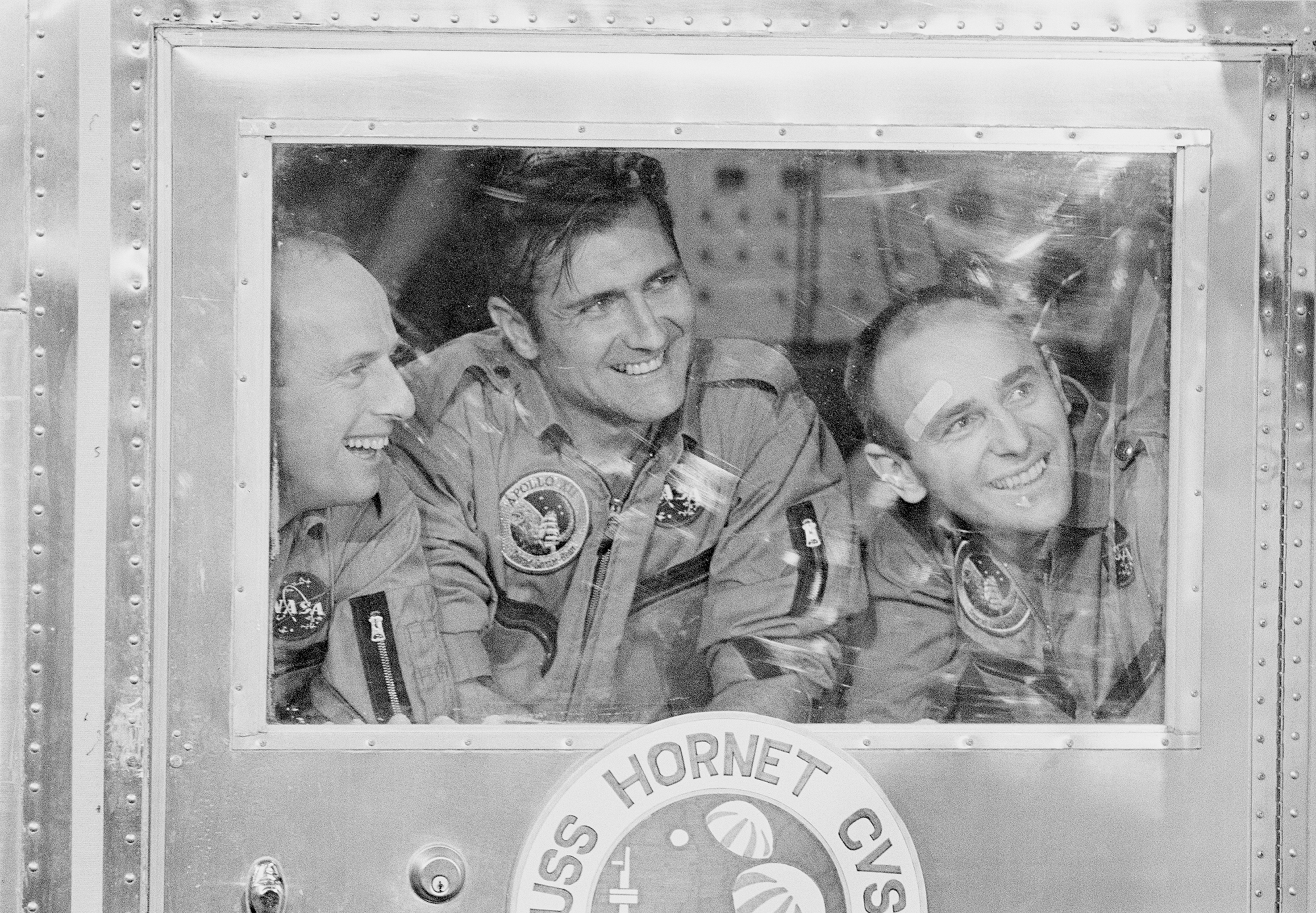 50 Years Ago, Apollo 12 Astronauts Walked on the Moon. They Had the Funniest Crew