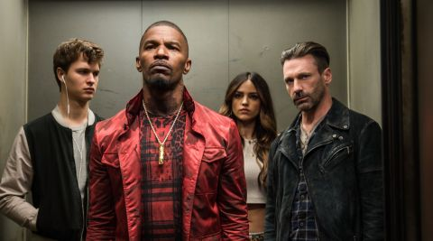 Baby Driver is not your average crime thriller