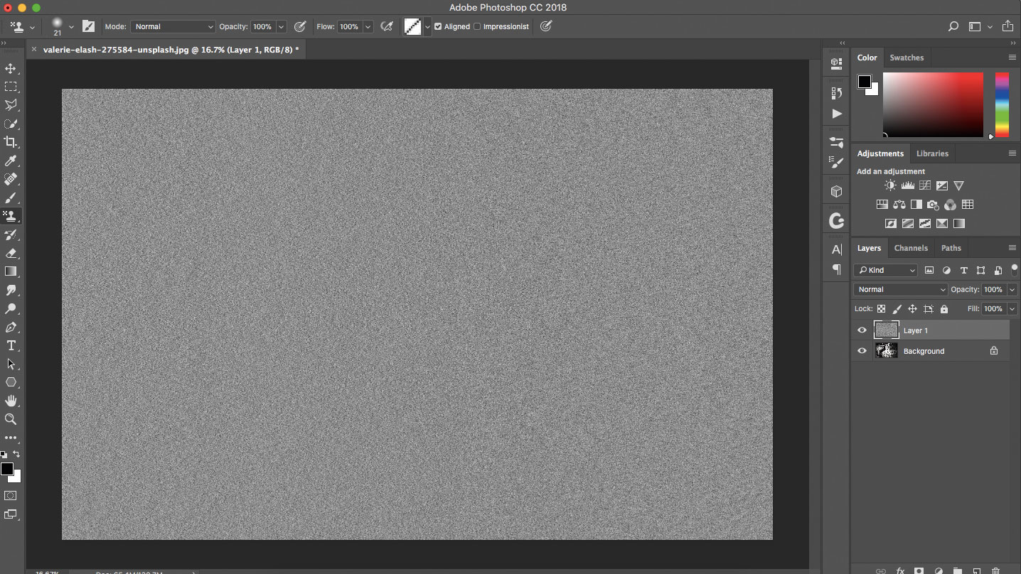 How to use textures in Photoshop - Graphic Design | Digital