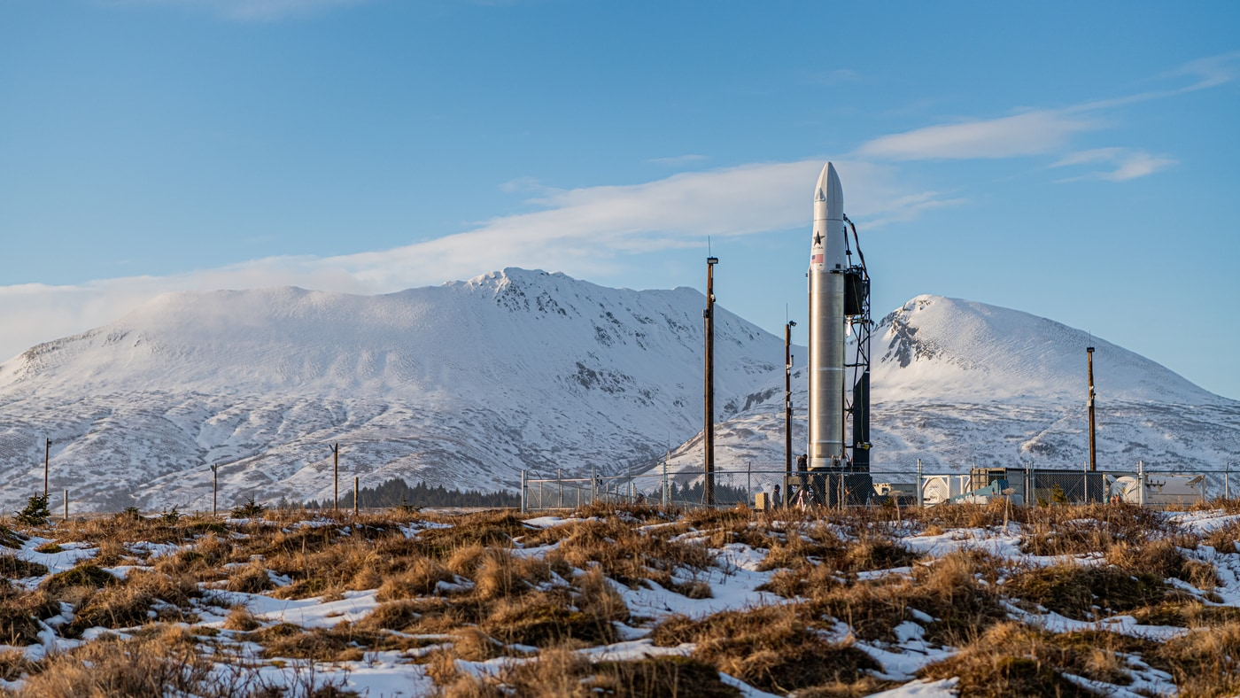 Astra's 1st orbital launch attempt scuttled by wayward boat