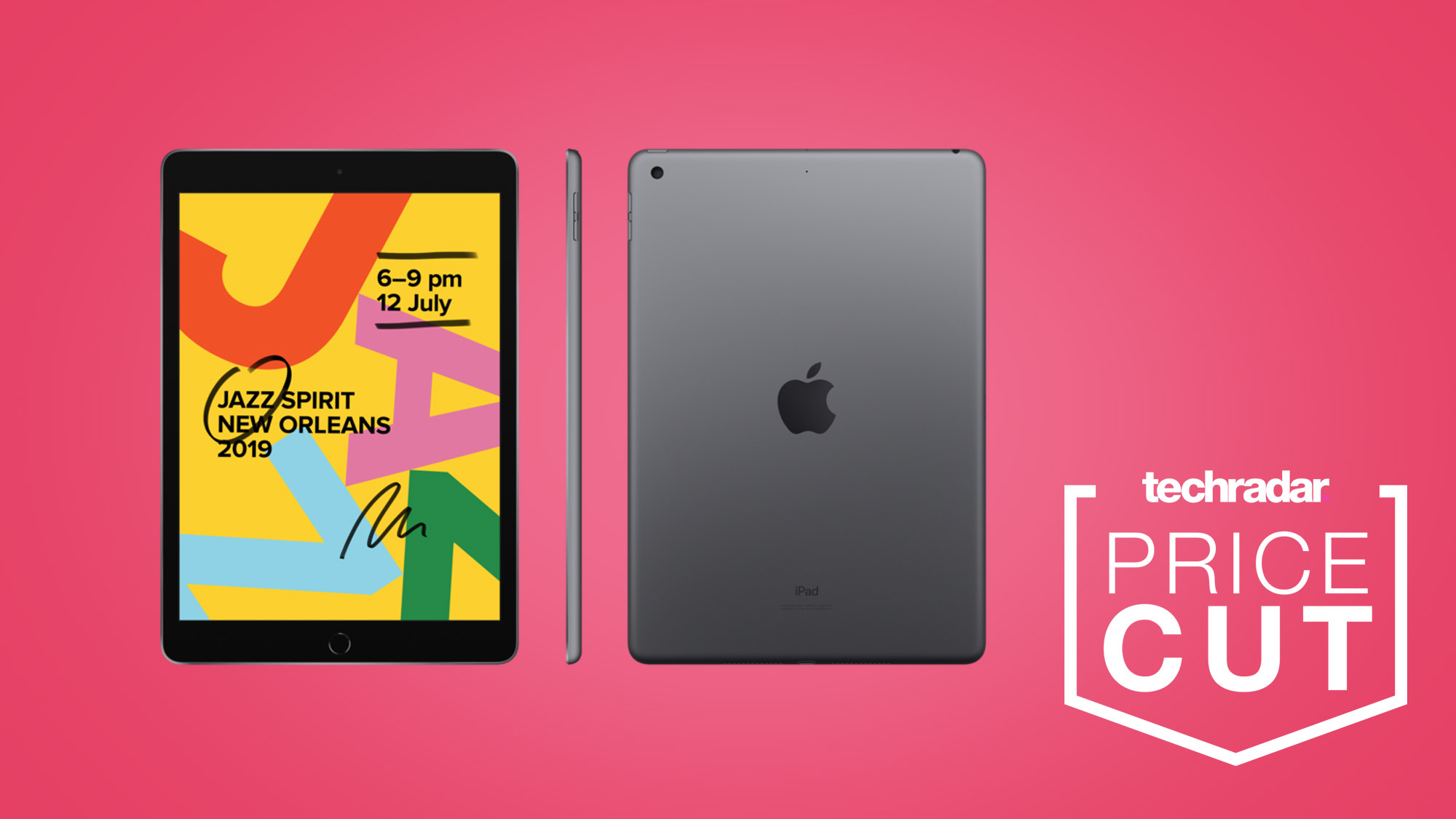 iPad sale at Best Buy: save up to $70 on the all-new 10.2-inch Apple iPad