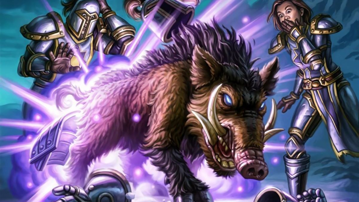 Watch this WoW player speedrun to level 60 by only killing boars