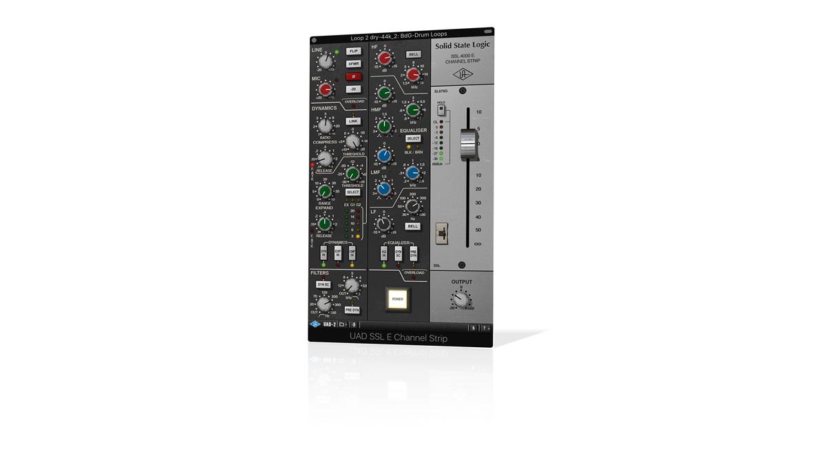 Universal Audio SSL 4000 E Channel Strip Collection review   MusicRadar