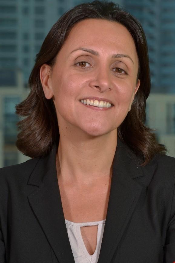 Leila Serhan, Public Sector Director for Microsoft UAE