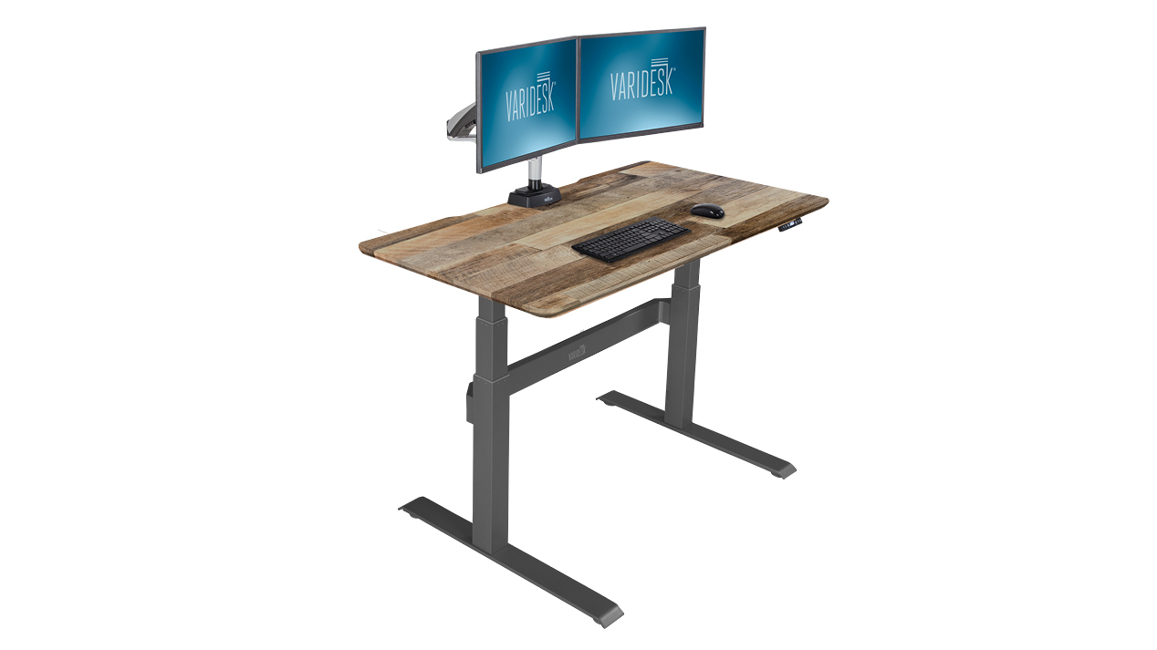 Best standing desk: Varidesk ProDesk 48 Electric