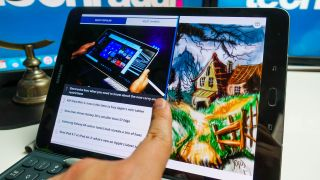 Samsung Galaxy Tab S3 review: Software and performance