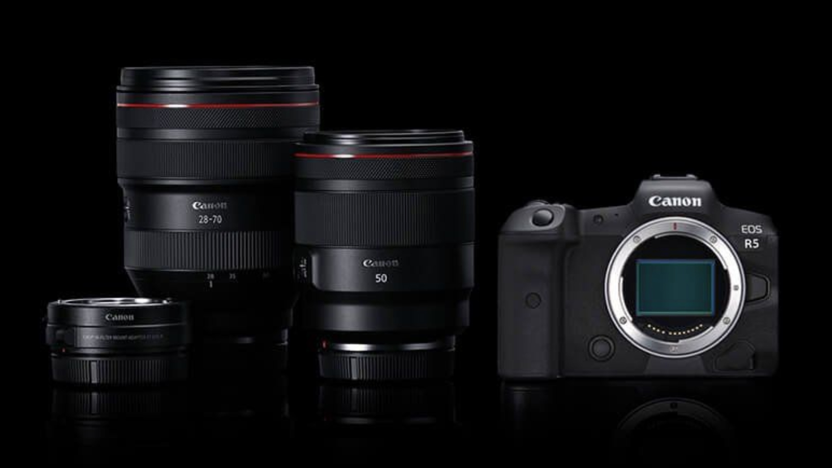 Canon's hotly anticipated EOS R5 and R6 could finally launch on July 9