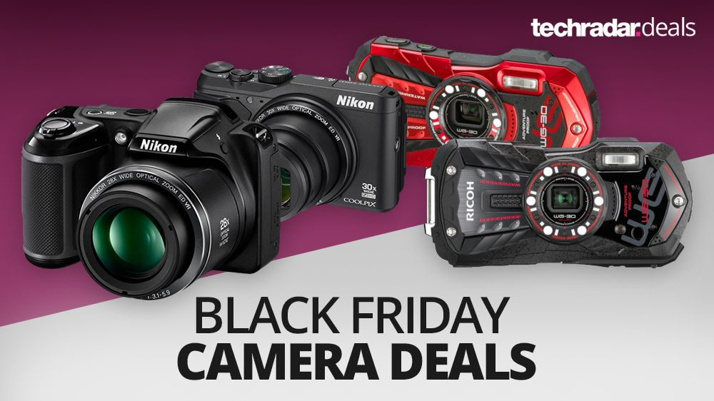the best camera deals on black friday 2016 techradar. Black Bedroom Furniture Sets. Home Design Ideas