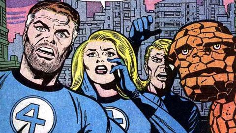 Rumor: New FANTASTIC FOUR Movie… But, For Kids?