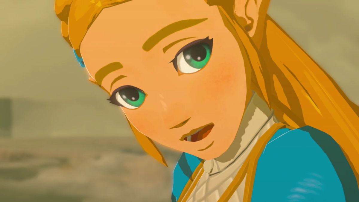 Breath of the Wild DLC The Champions' Ballad is all about Zelda (but you'll still play as Link)