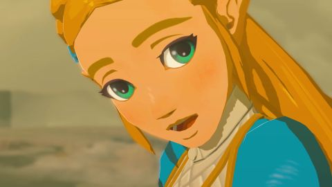 Zelda Not Playable in Breath of the Wild Champions' Ballad DLC