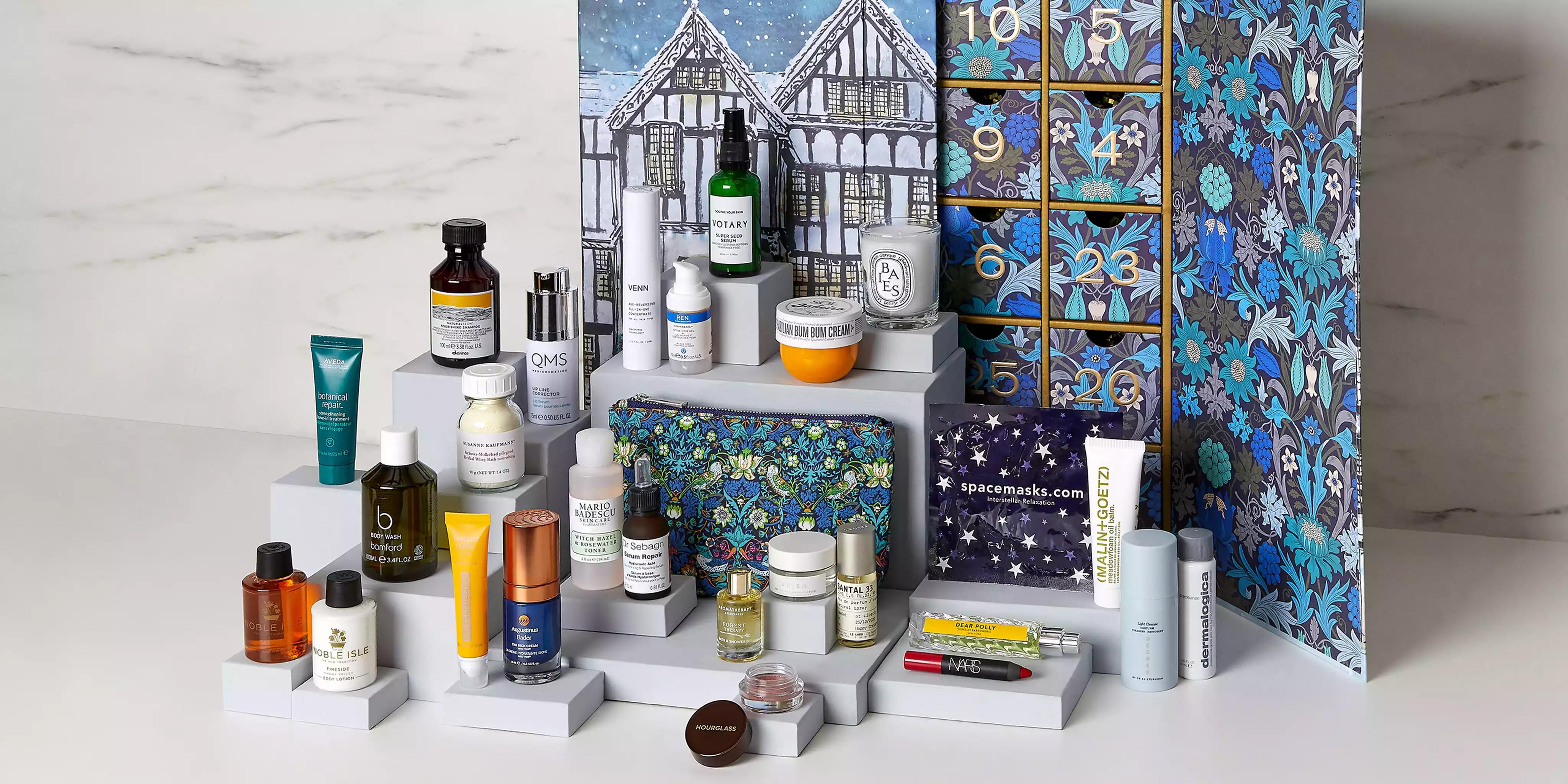 Best Beauty Advent Calendars 2020 Premium Advent Calendars From Designer Brands T3
