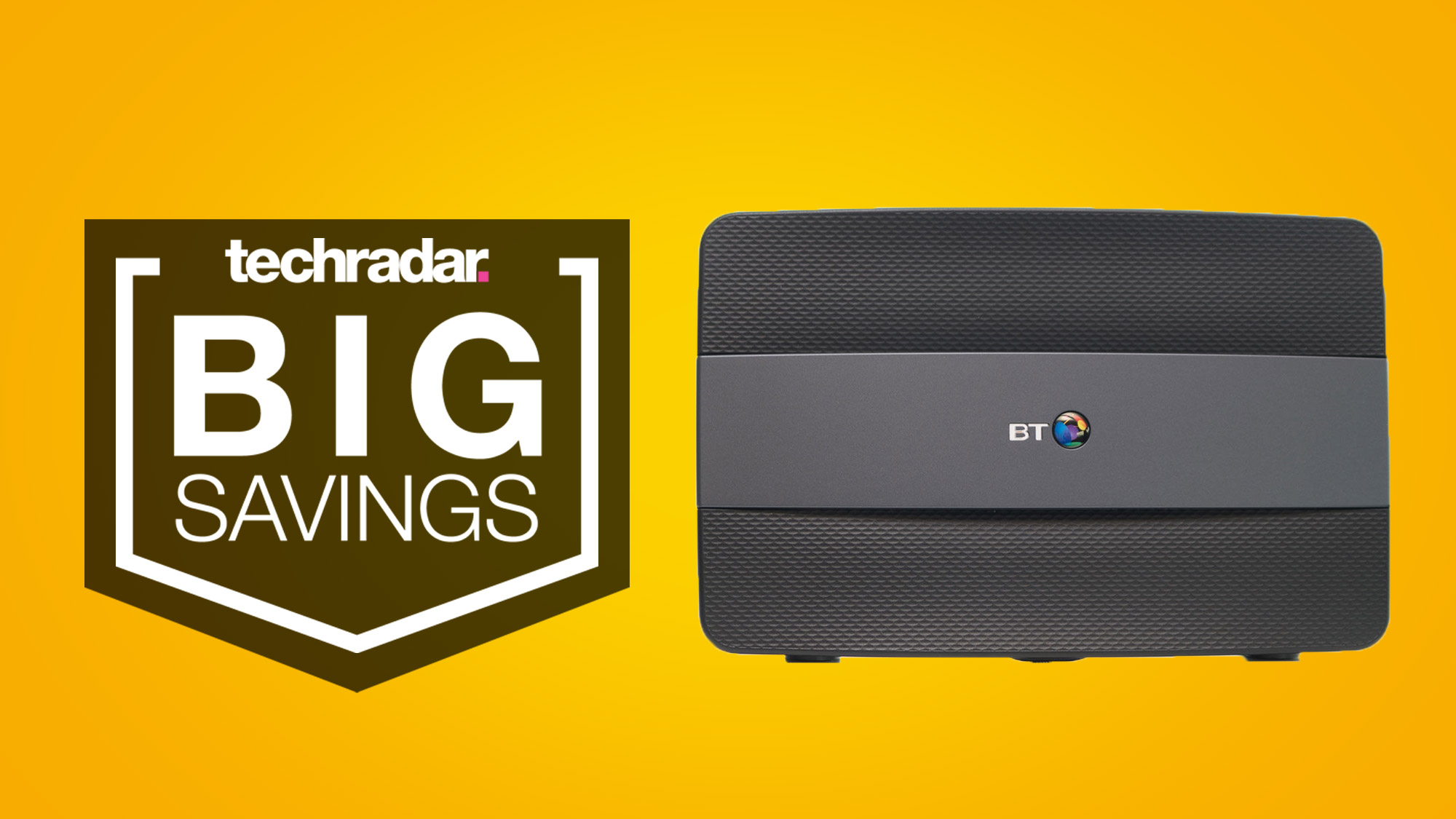 Sort your internet this weekend with one of these five excellent broadband deals