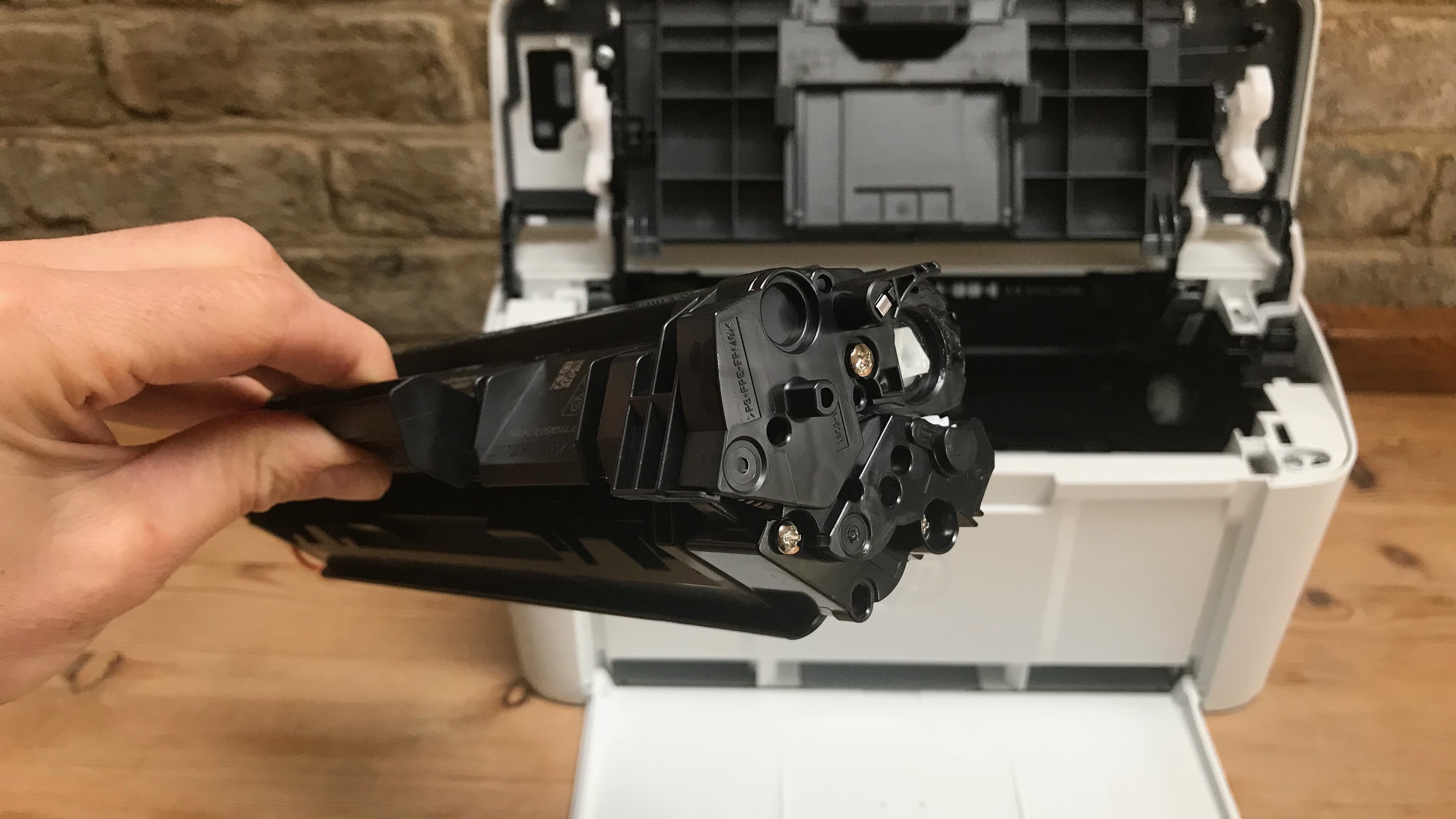 HP LaserJet Pro M15w toner cartridge