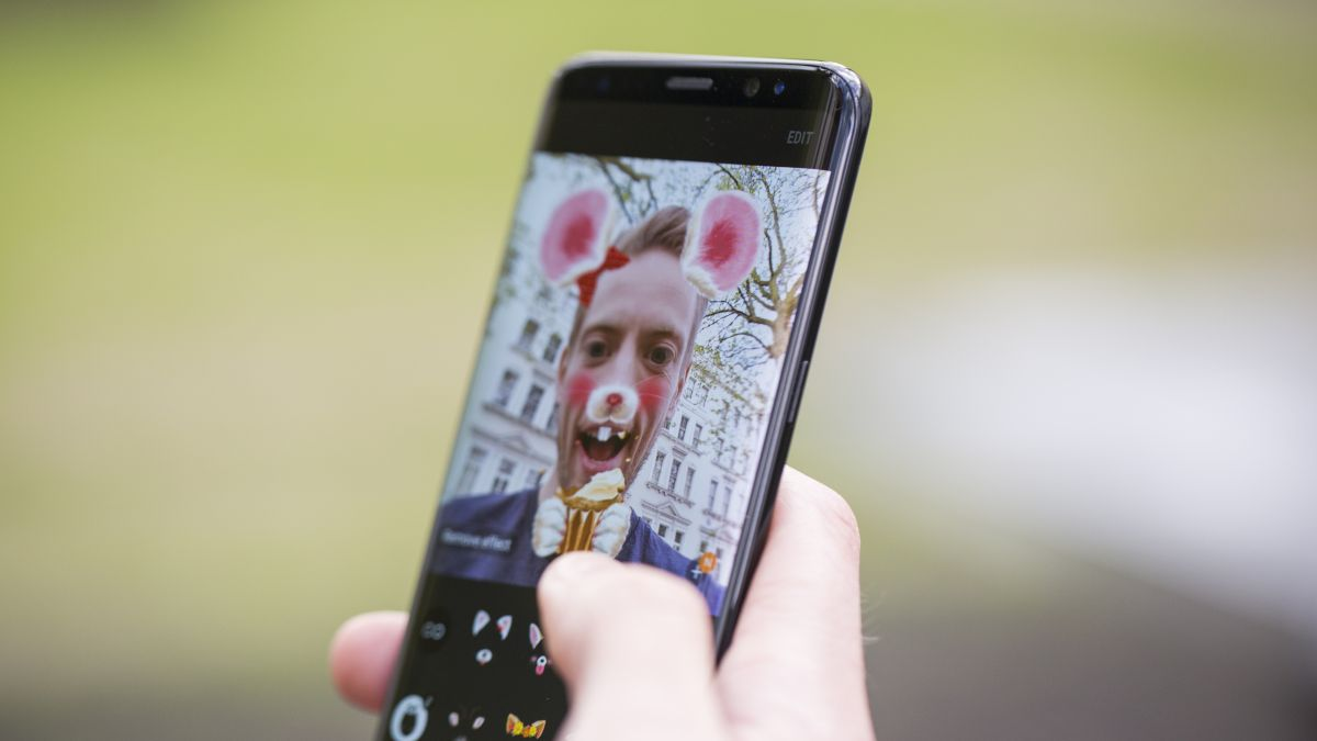 The Galaxy S8 is expensive for Samsung too