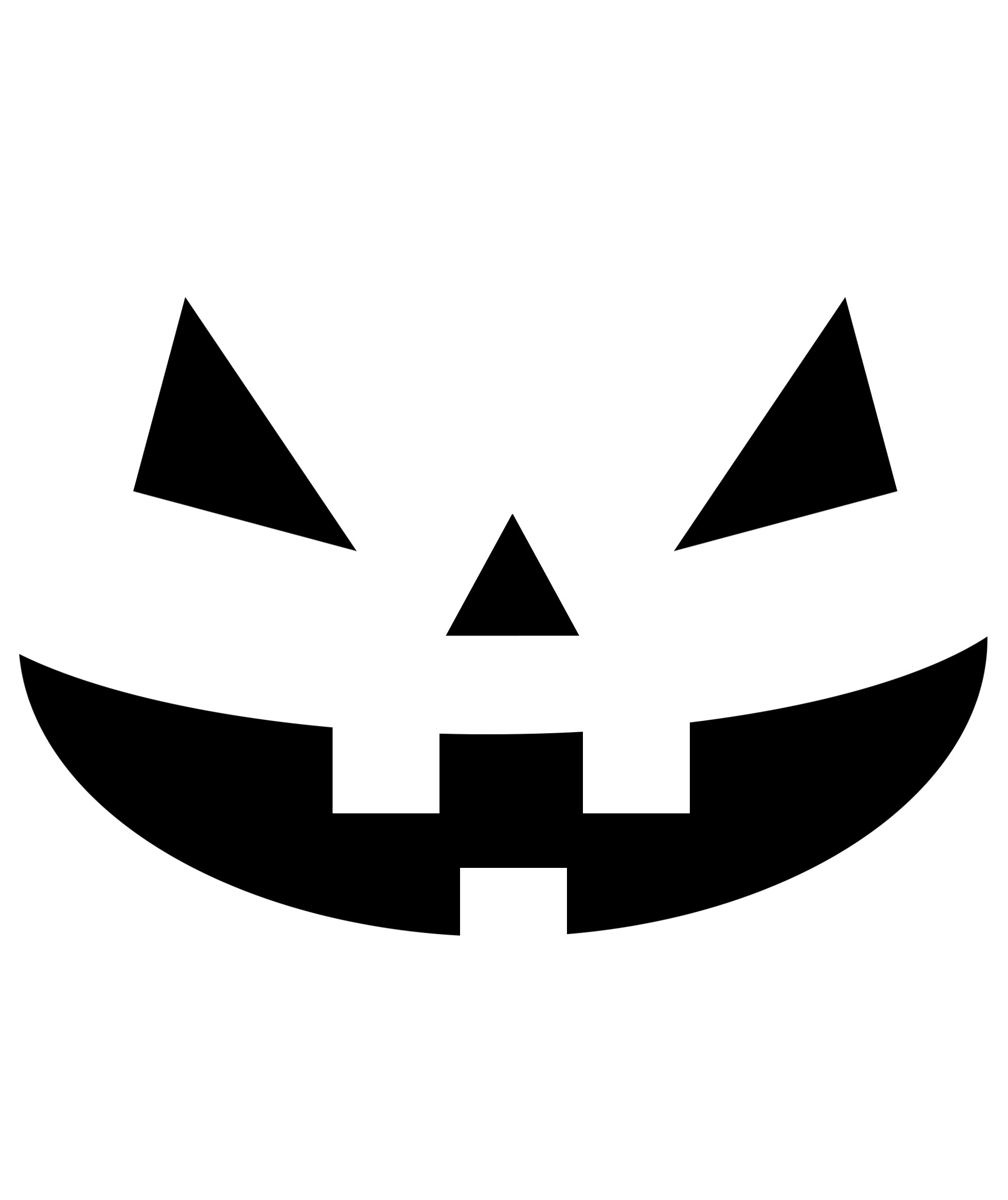 Create creepy halloween carvings with these pumpkin