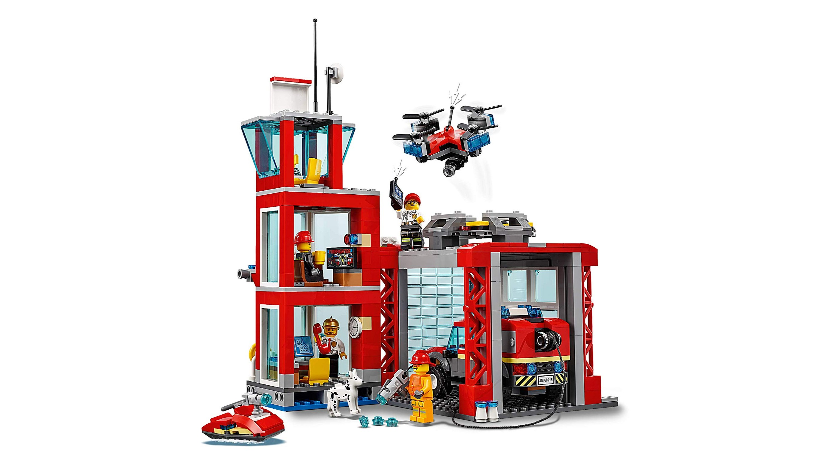 Best Lego City sets: Fire Station