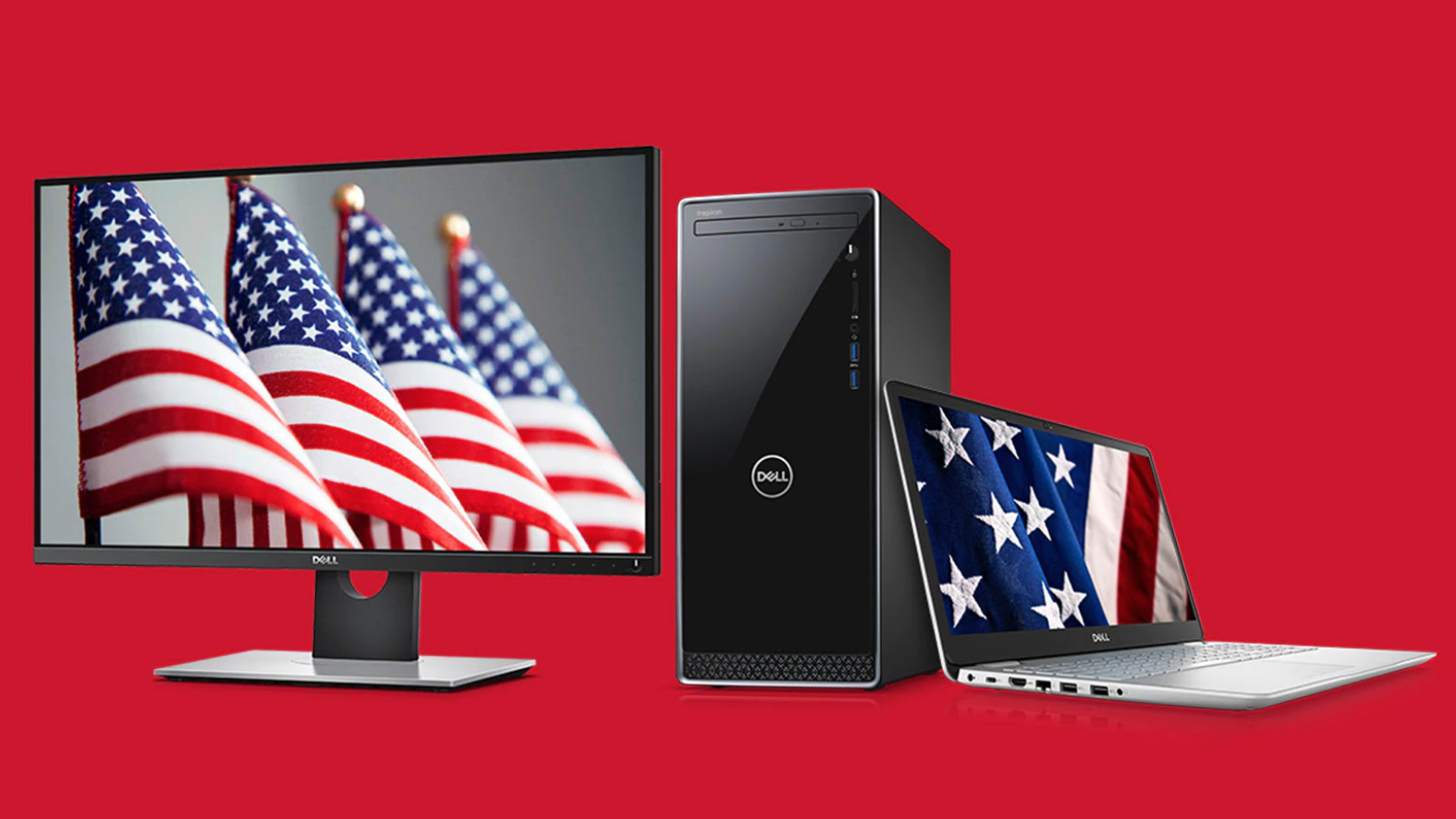 Dell Memorial Day sale: save up to 50% on TVs, laptops, monitors, and more.