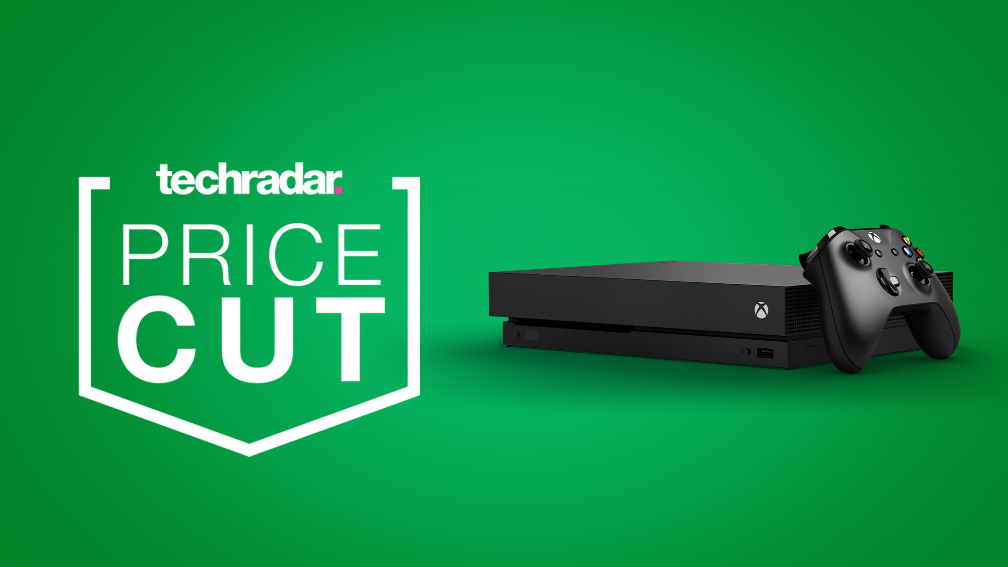 There's still time to grab a cheap Xbox One X deal with further price drops this week