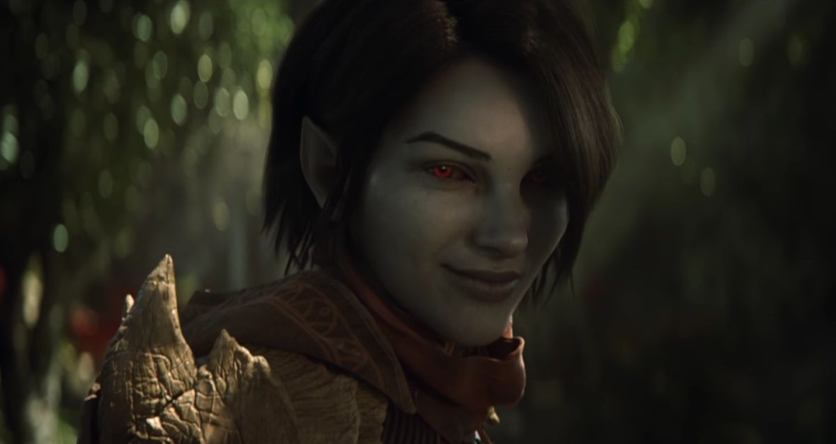 How the hell do you make a good-looking female Dunmer? — Elder