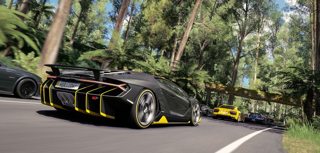 forza horizon 3 demo free on windows 10 store pc gamer. Black Bedroom Furniture Sets. Home Design Ideas