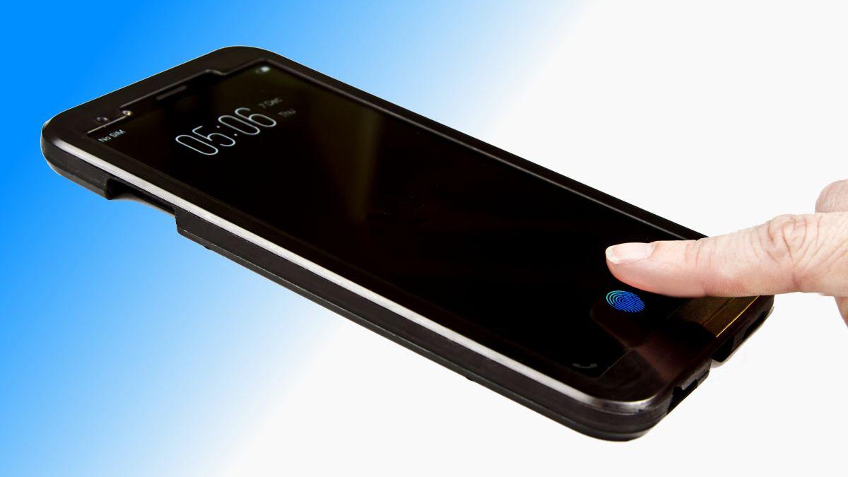 Buyer beware: embedded fingerprint sensors will make phones look boring