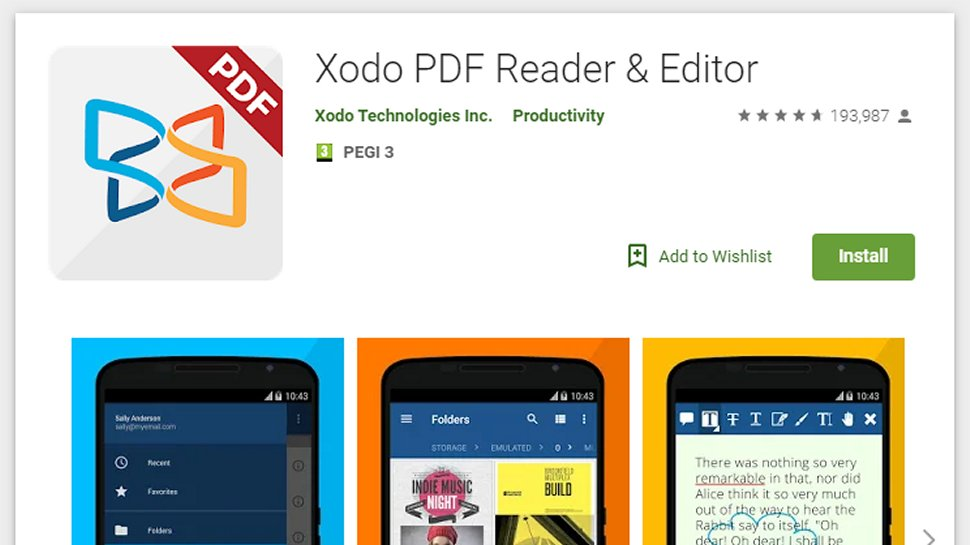 Best PDF reader for Android of 2019