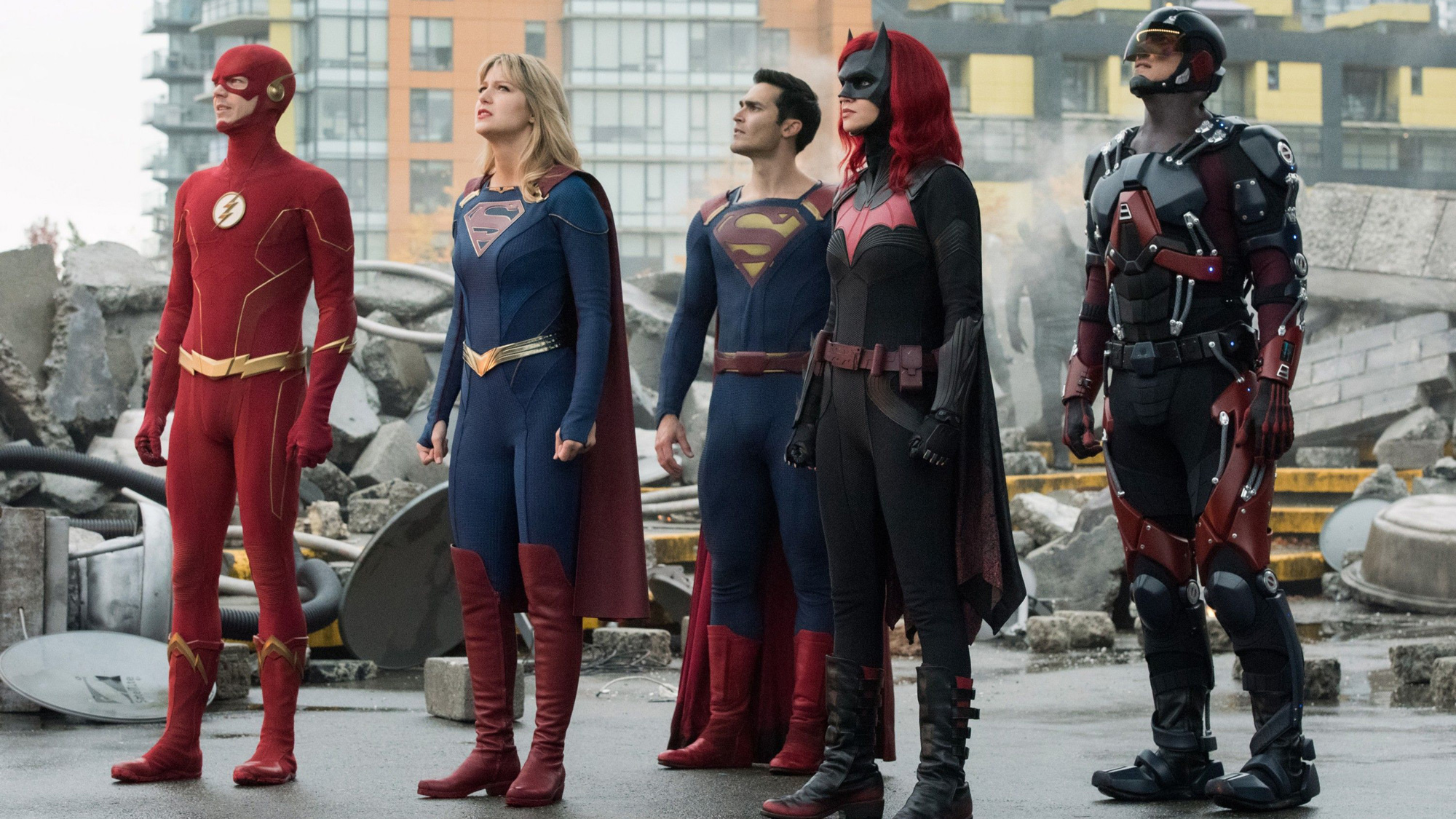 How to watch Crisis on Infinite Earths: order and online streaming details