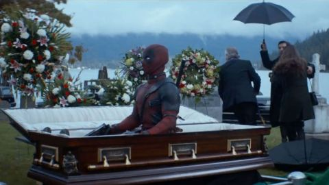 Deadpool Is Back On His Bullshit Again in This Teaser