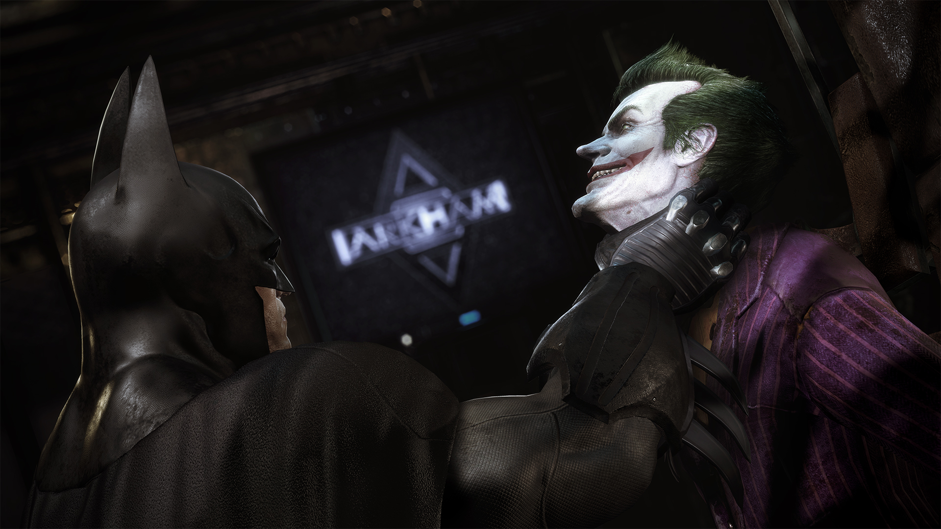XYmRSRzfXgYvJNAFQtmUWc - Batman: Arkham Asylum is 10 – Rocksteady founders on the genre-defining superhero game
