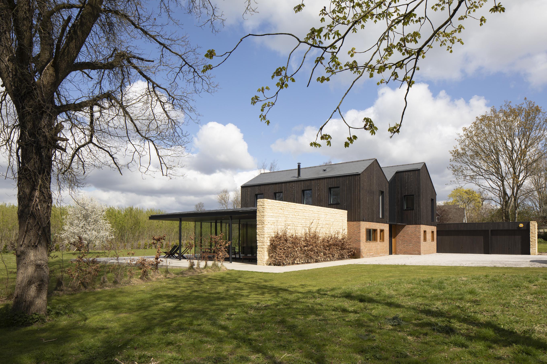 Inspiring Eco Homes   Homebuilding
