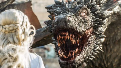 Game of Thrones season 7 dragons are 'the size of 747s'