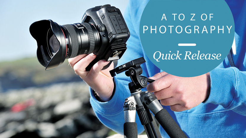 The A to Z of Photography: Quick release