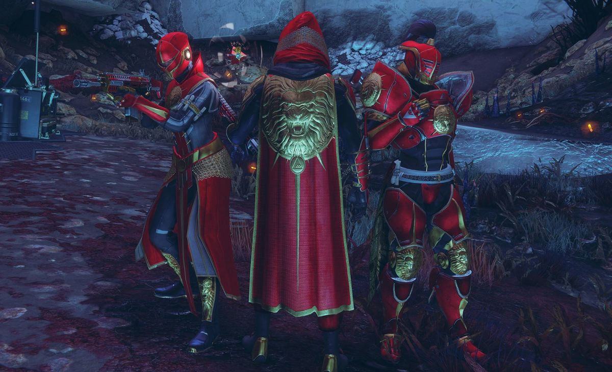The Destiny 2 Faction Rally is over and Future War Cult didn't win (again)