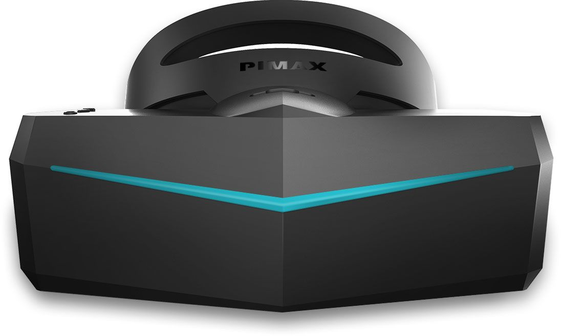 World's first 8K VR headset races past crowdfunding goal on first day