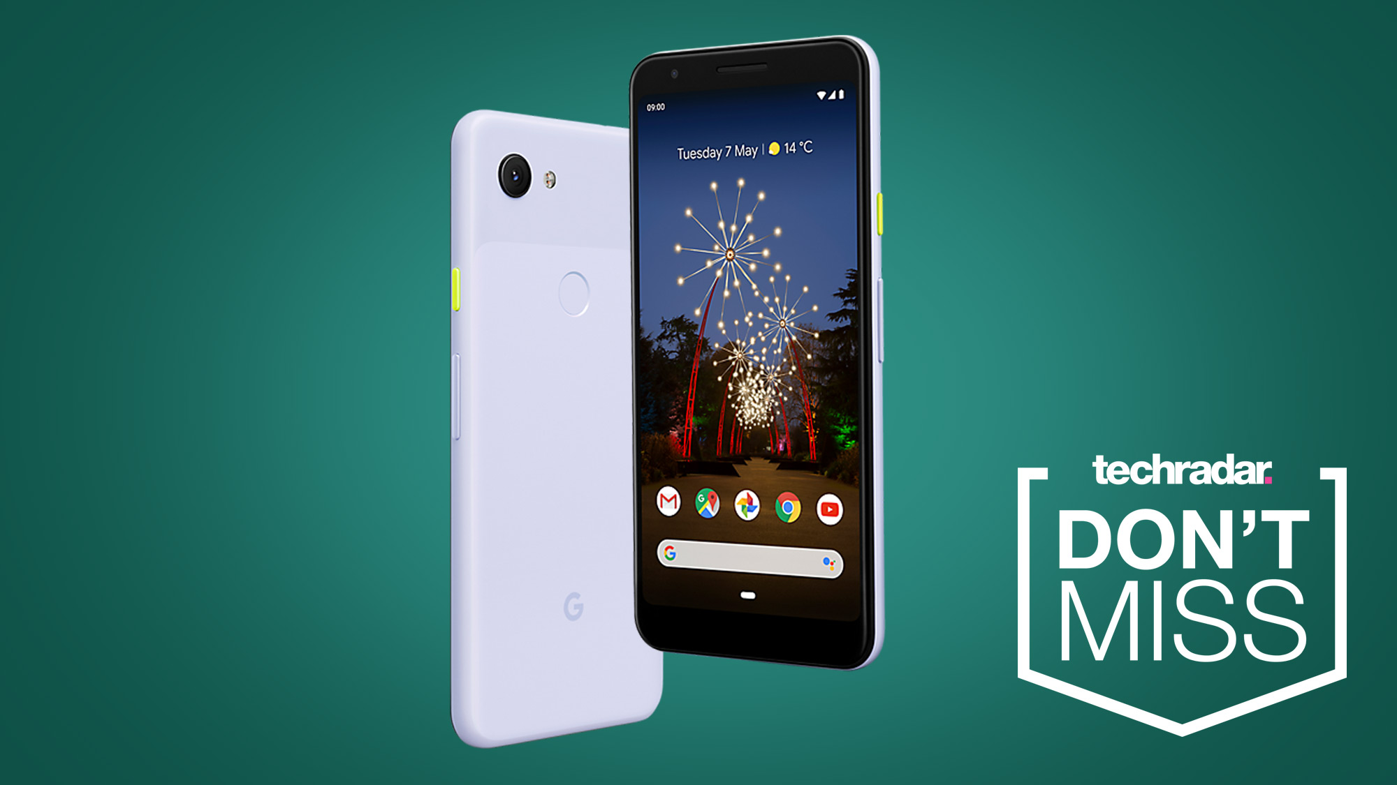 Slash the cost of the Google Pixel 3a by £80 with these exclusive Black Friday deals