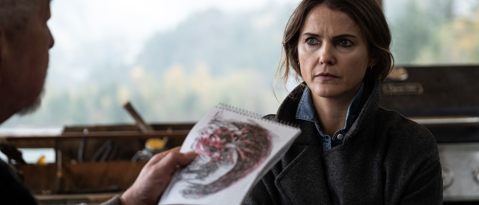 Antlers Review: A Well Made Horror Movie That Doesn't Stick The Landing
