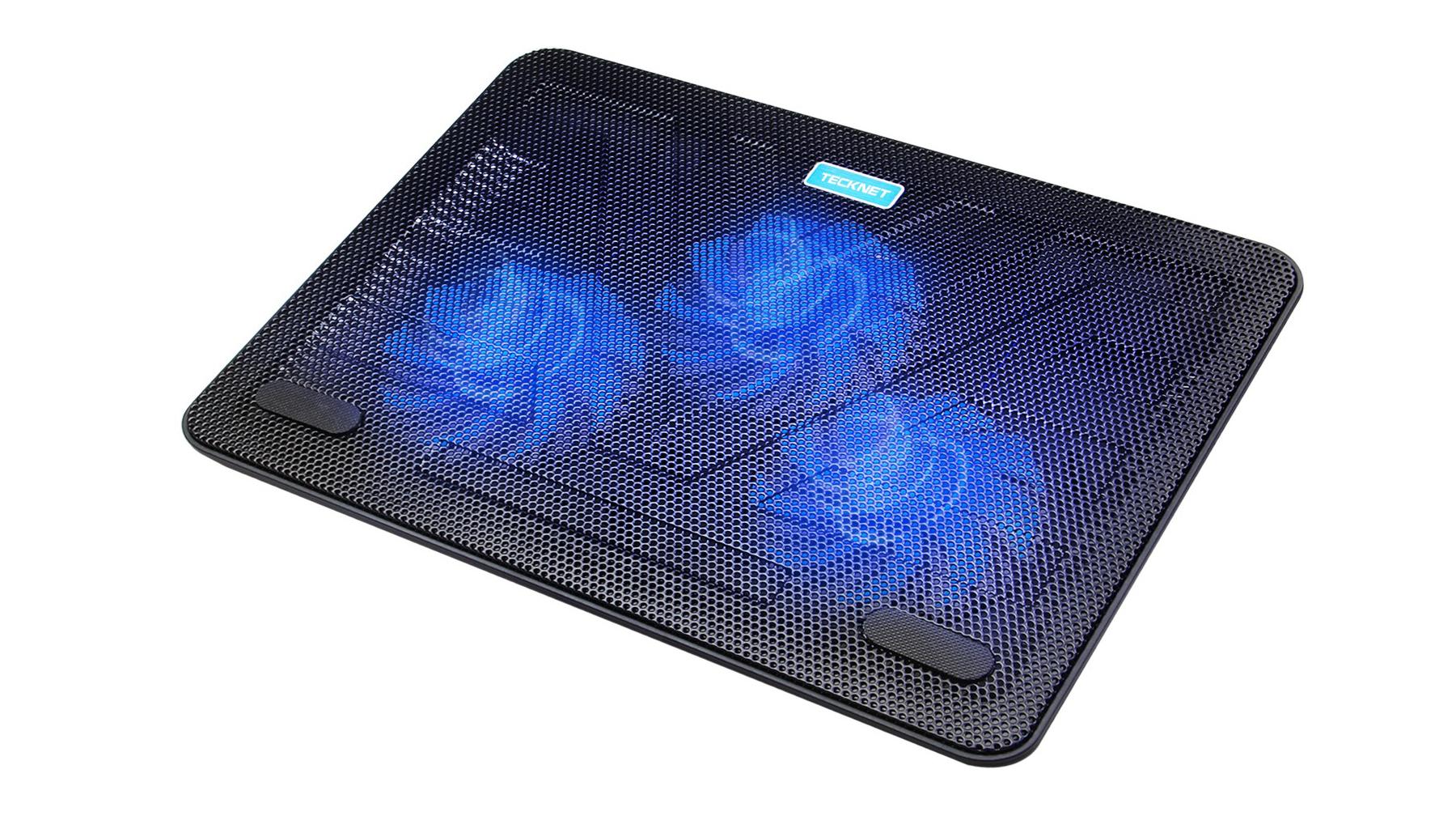 Best laptop cooling pad: TeckNet N8 Laptop Cooling Pad