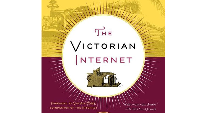 the Victorian internet book