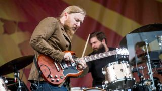 Tedeschi Trucks Band slide king on playing live and storytelling solos