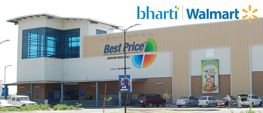 bharti walmart stores