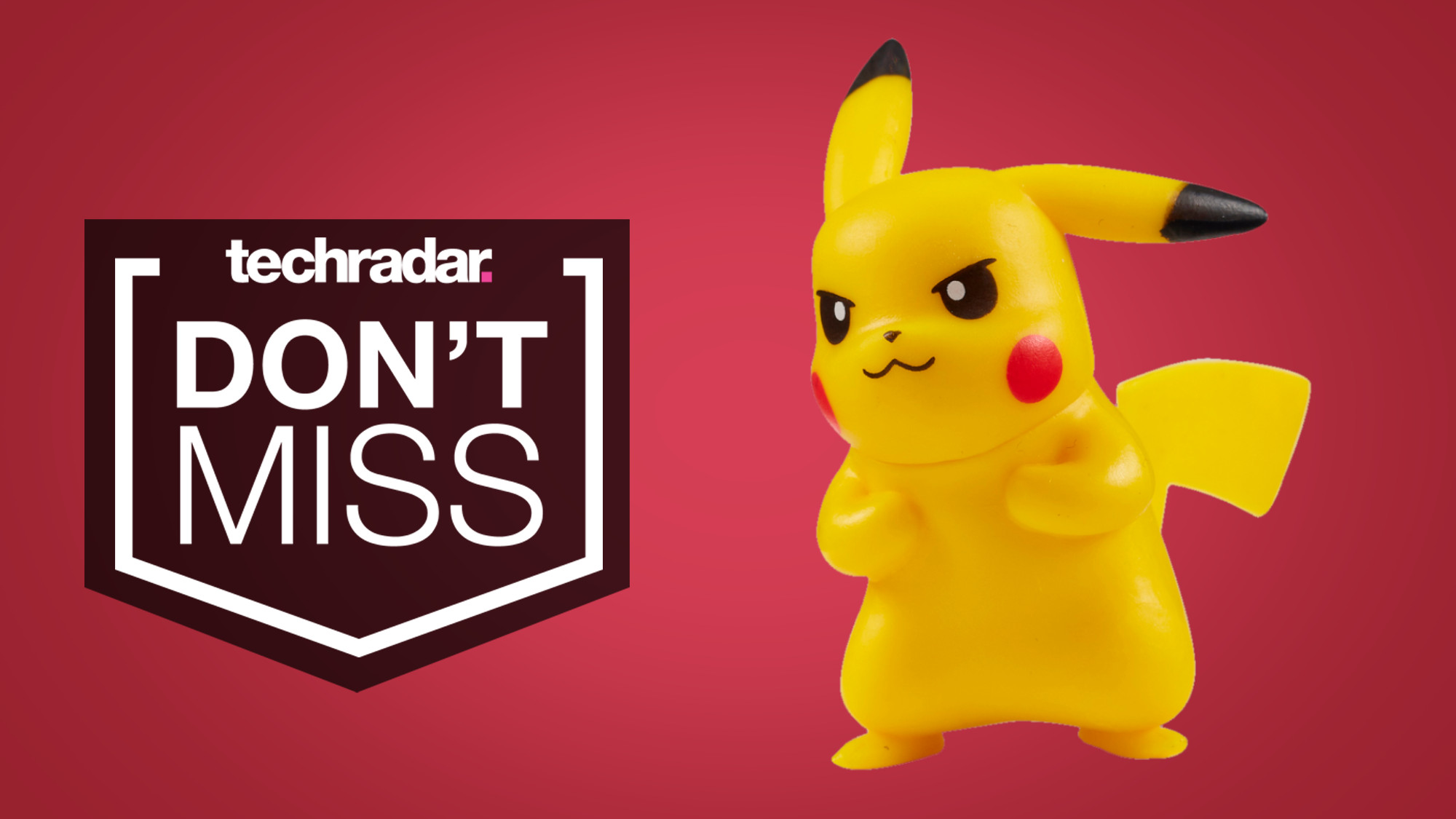 Get 20% off all Pokémon and Peppa Pig toys at Argos with this Black Friday code