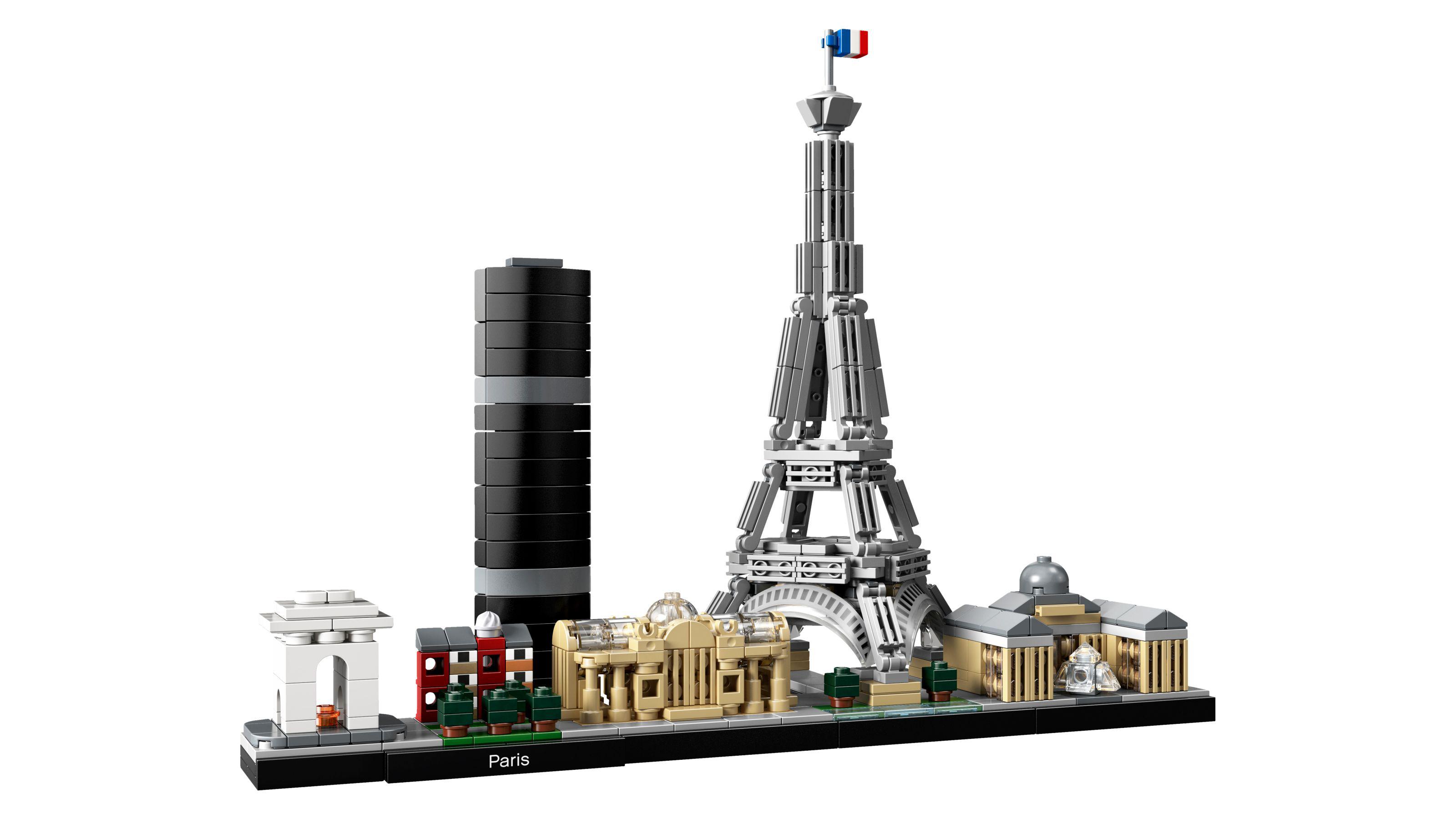 Best Lego Architecture sets: Paris
