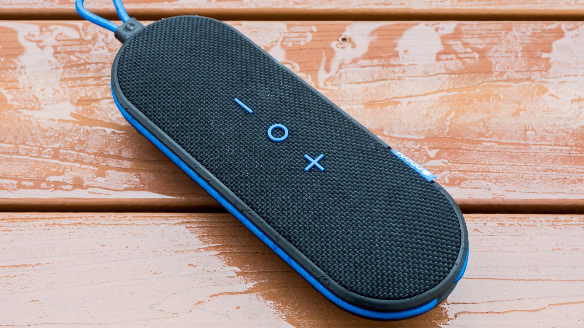 Best waterproof speaker: Fugoo Go