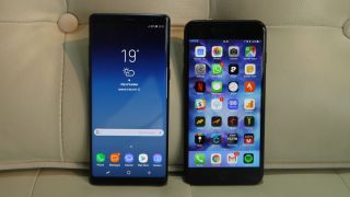 Samsung Galaxy Note 8 Vs IPhone 7 Plus