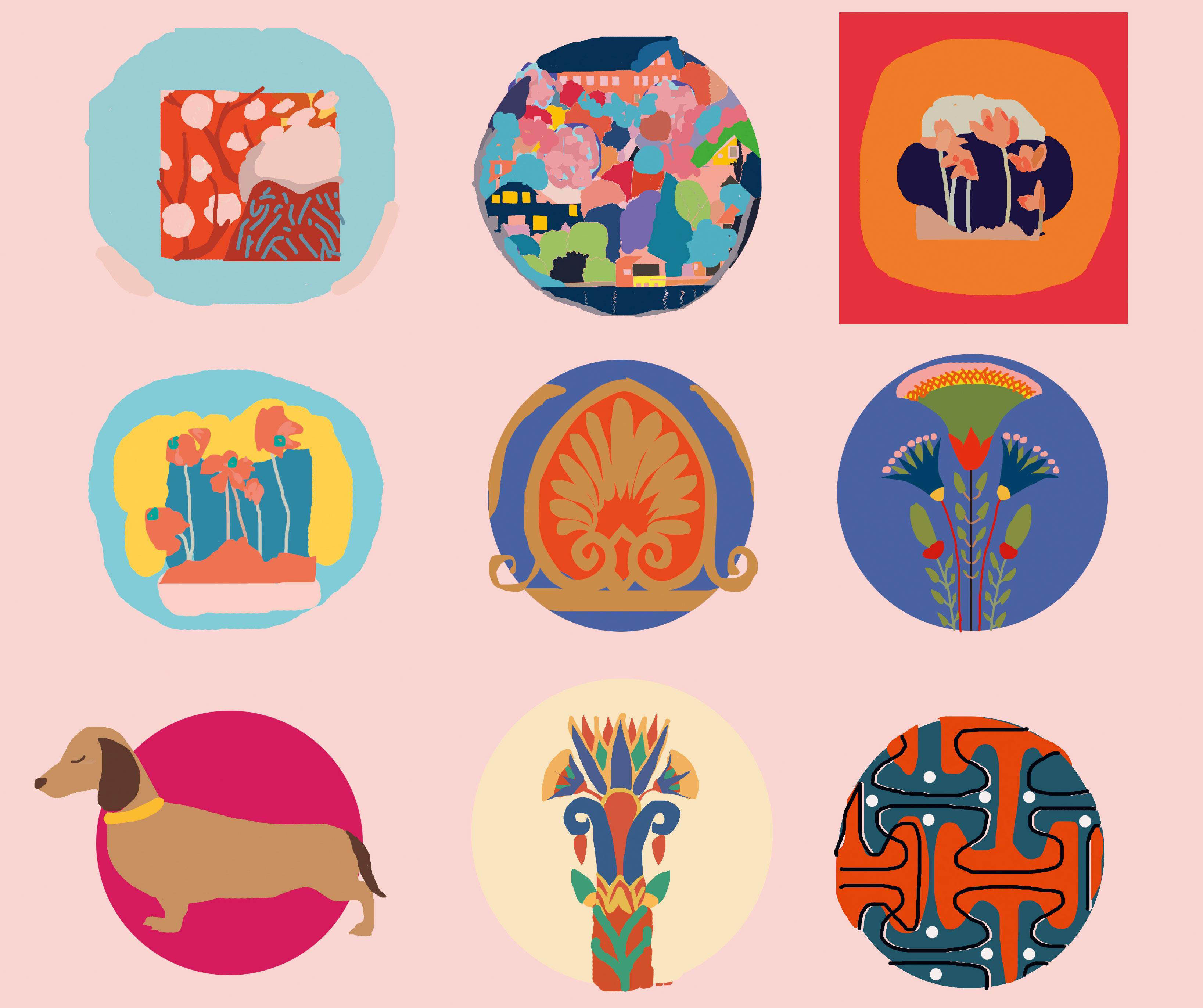 kimono design inspiration