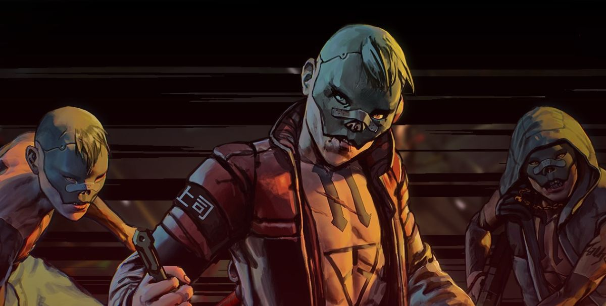 A new Ruiner trailer reveals a September release date