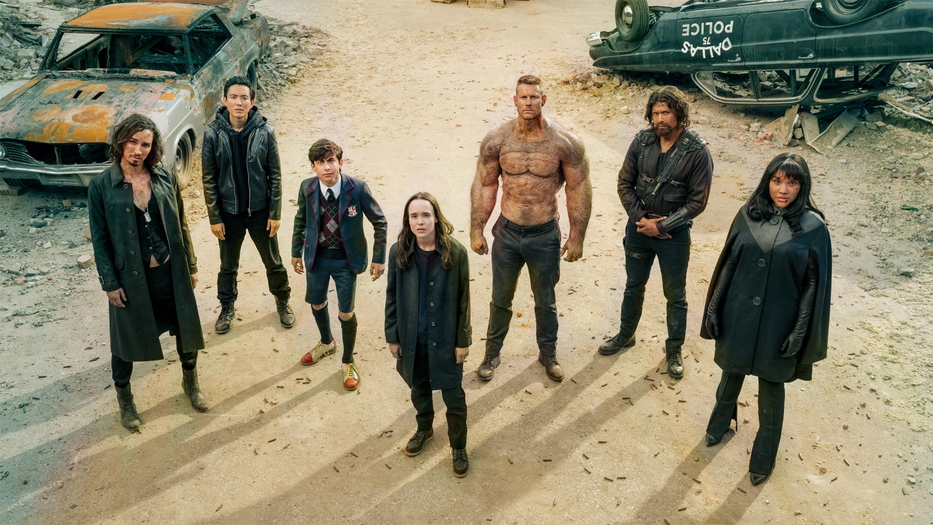 Netflix: The Umbrella Academy Season 3 Premiere Date